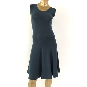 DONNA KARAN NEW YORK A-LINE KNIT DRESS SIZE S NWT